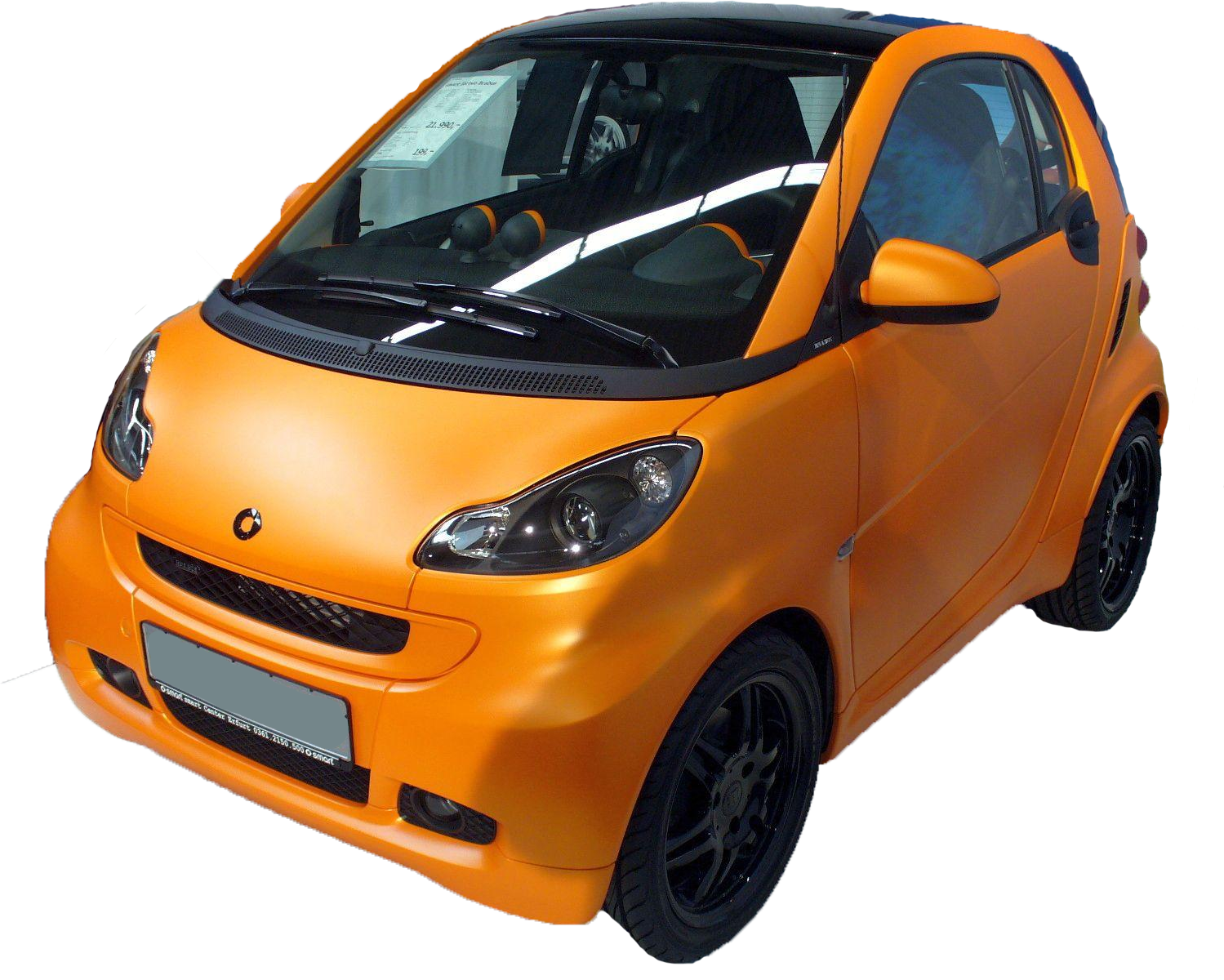 Collision coverage for 2-door micro cars relatively cheaper