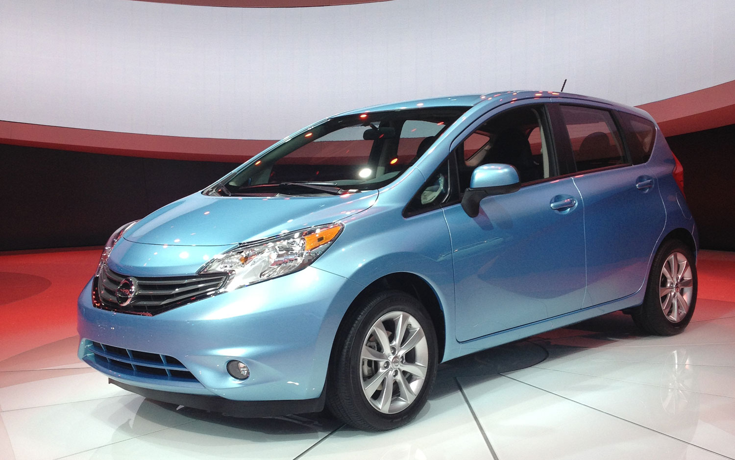 The most expensive states to buy and insure the Nissan Versa