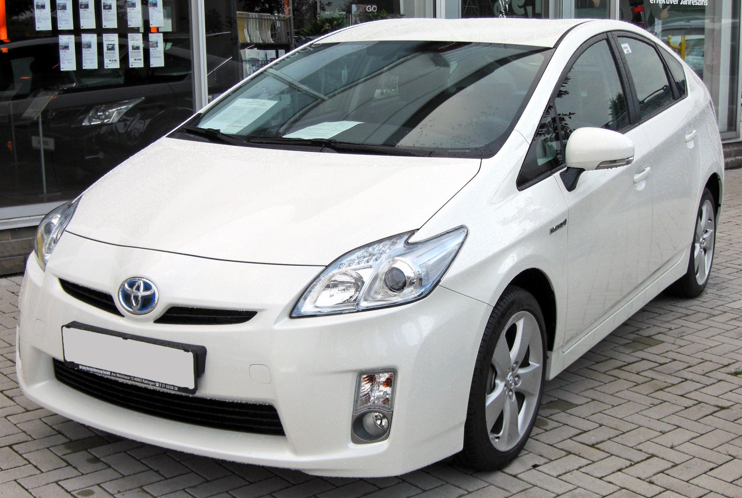 Does the Toyota Prius cost more to insure than the Ford F-Series?