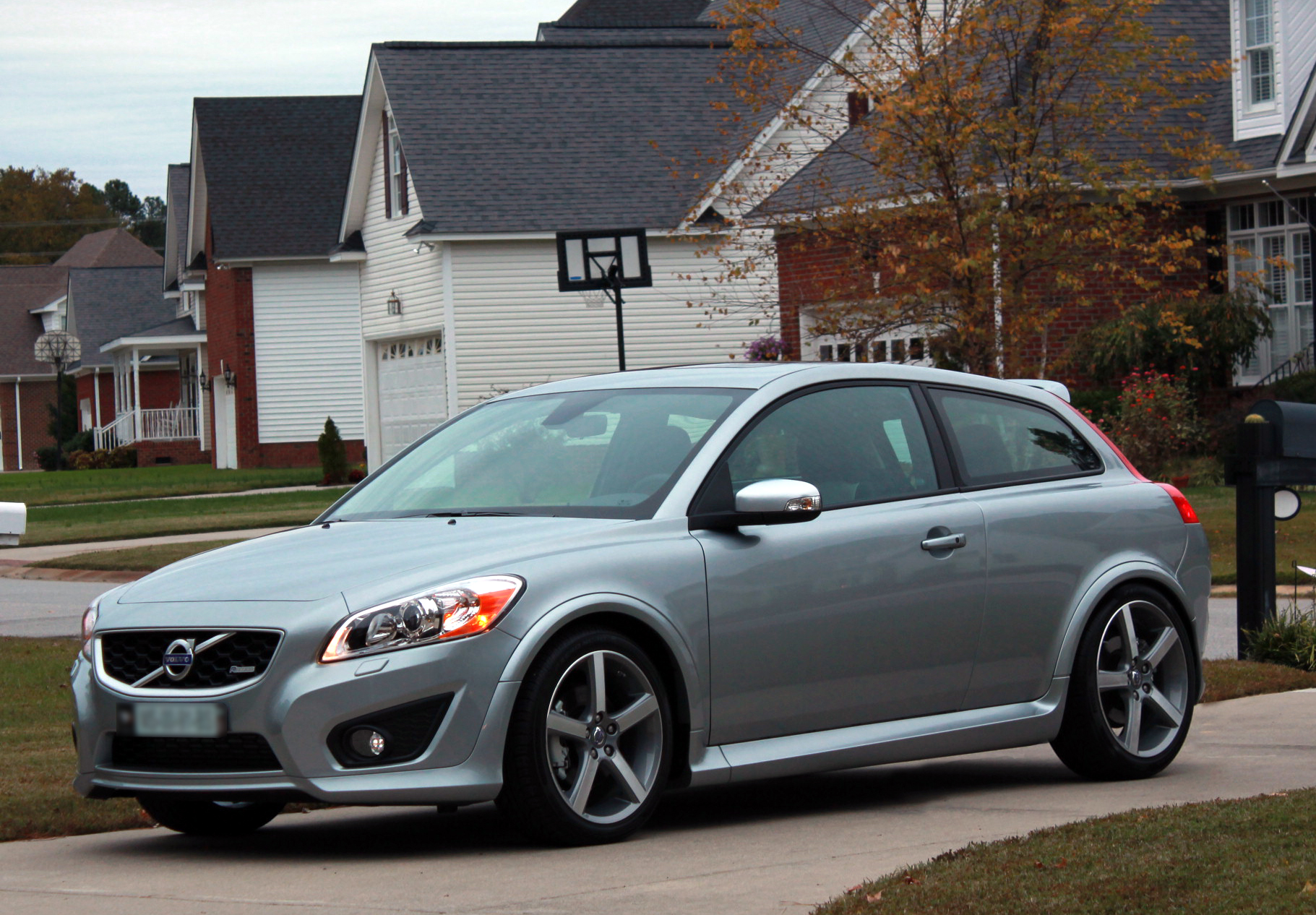 The best and worst states to insure a used Volvo C30