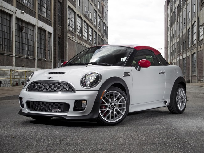 Mini sports cars: bucking the trend of collision coverage costs