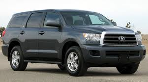 Toyota Sequoia: Insurance Costs and Insurance Percentages